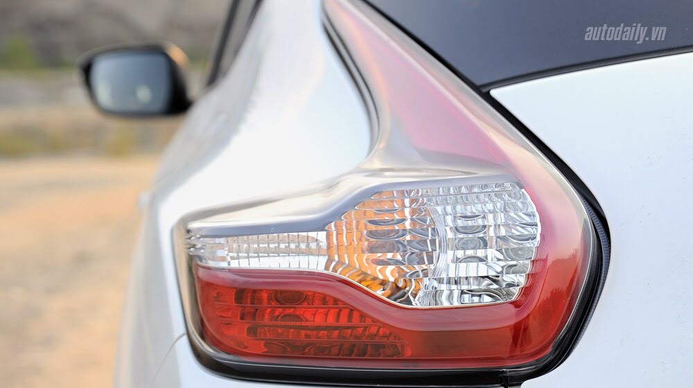 Đánh giá Nissan Juke 2015 – Xe cho người cá tính - Hình 5