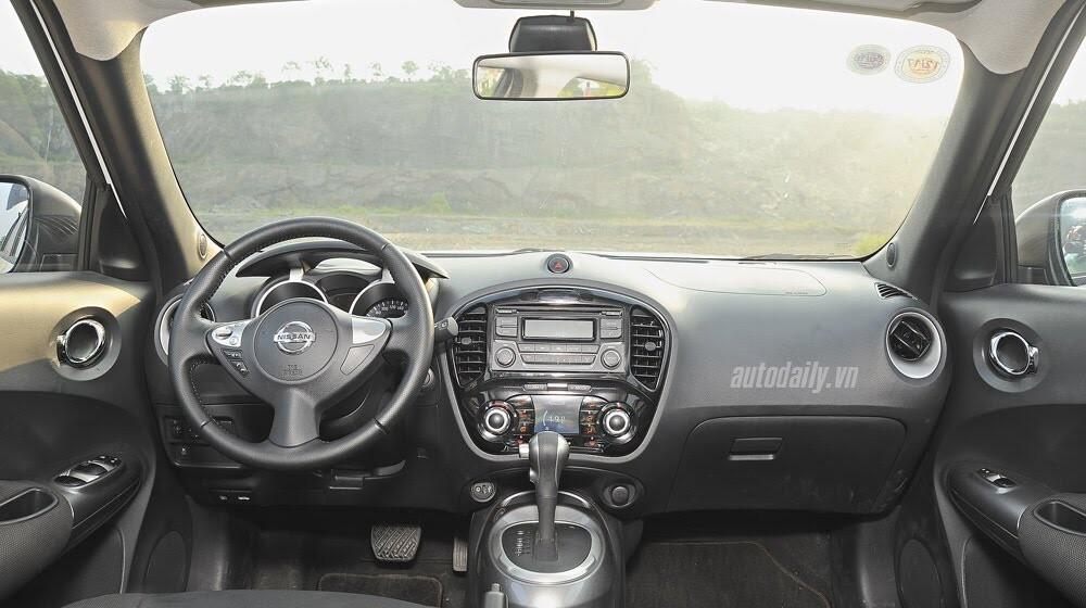 Đánh giá Nissan Juke 2015 – Xe cho người cá tính - Hình 6