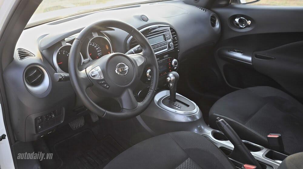 Đánh giá Nissan Juke 2015 – Xe cho người cá tính - Hình 7