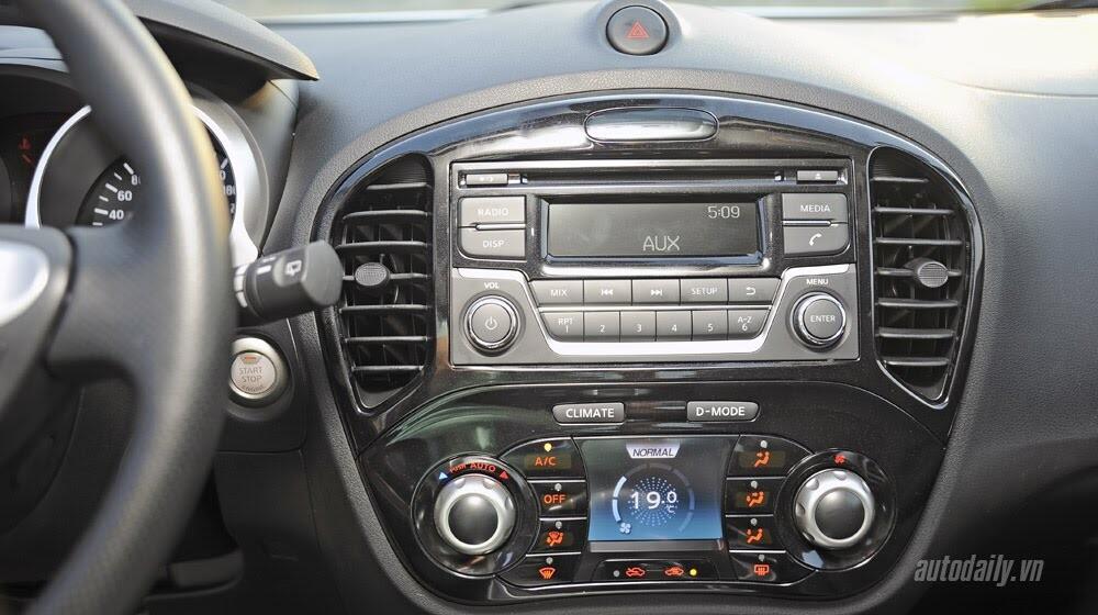 Đánh giá Nissan Juke 2015 – Xe cho người cá tính - Hình 8
