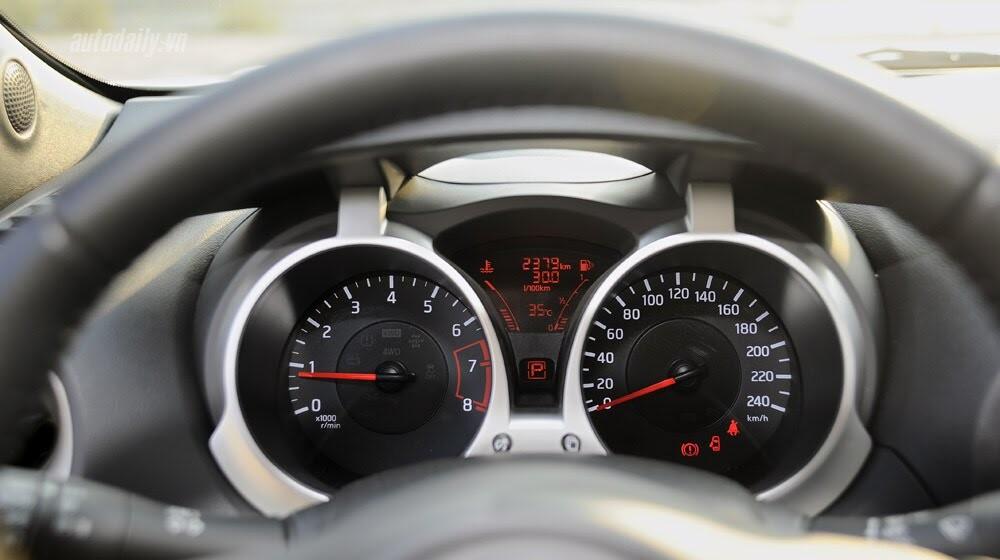Đánh giá Nissan Juke 2015 – Xe cho người cá tính - Hình 9