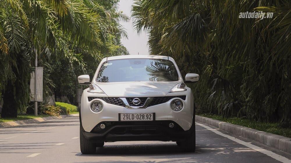Đánh giá Nissan Juke 2015 – Xe cho người cá tính - Hình 10