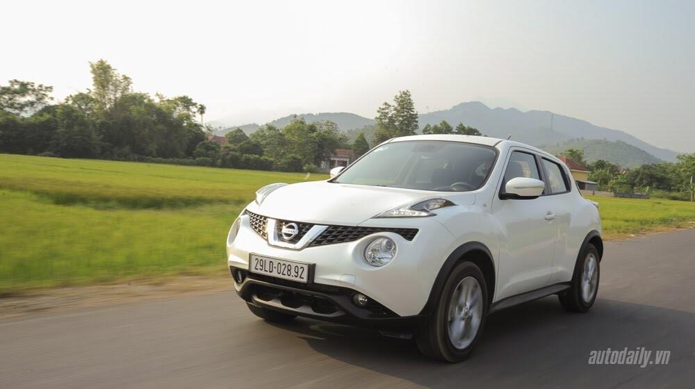 Đánh giá Nissan Juke 2015 – Xe cho người cá tính - Hình 11