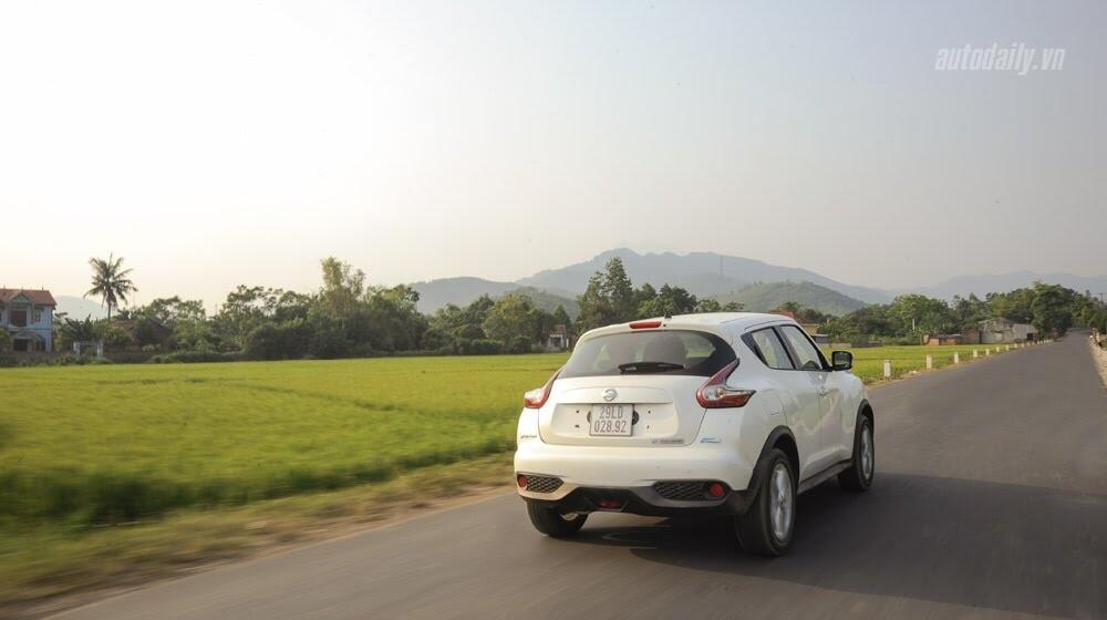 Đánh giá Nissan Juke 2015 – Xe cho người cá tính - Hình 13