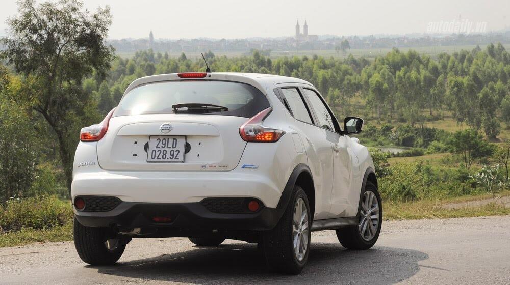 Đánh giá Nissan Juke 2015 – Xe cho người cá tính - Hình 14