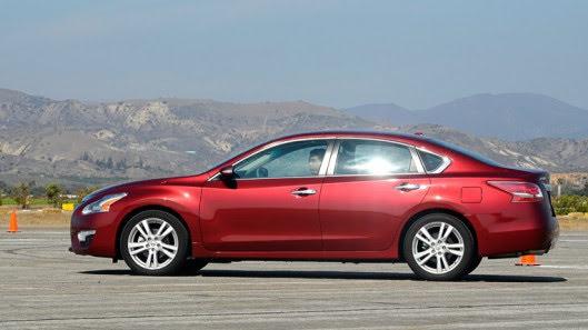 Đánh giá Nissan Teana 2.5SL - Hình 5