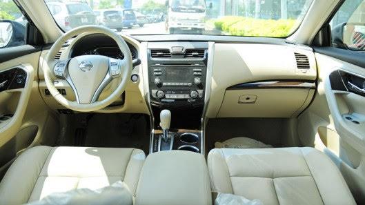 Đánh giá Nissan Teana 2.5SL - Hình 6