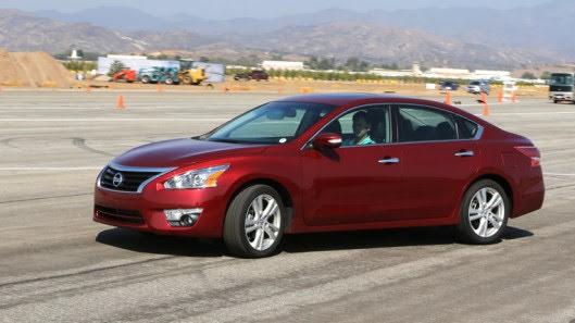 Đánh giá Nissan Teana 2.5SL - Hình 17