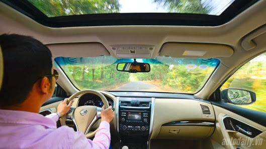 Đánh giá Nissan Teana 2.5SL 2013 - Lựa chọn hấp dẫn - Hình 8