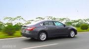 Đánh giá Nissan Teana 2.5SL 2013 - Lựa chọn hấp dẫn - Hình 21