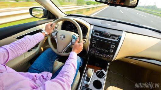 Đánh giá Nissan Teana 2.5SL 2013 - Lựa chọn hấp dẫn - Hình 22