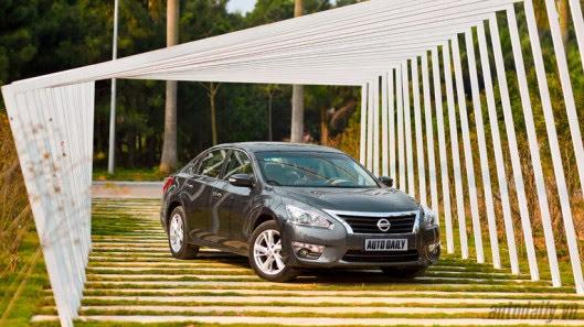 Đánh giá Nissan Teana 2.5SL 2013 - Lựa chọn hấp dẫn - Hình 23