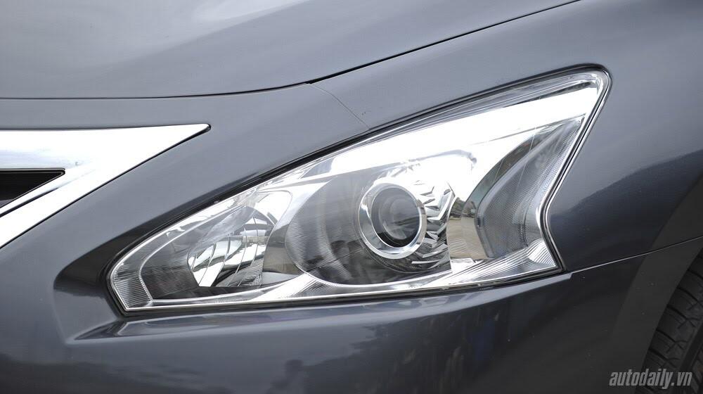 Đánh giá Nissan Teana 2.5SL qua hành trình 300km - Hình 2