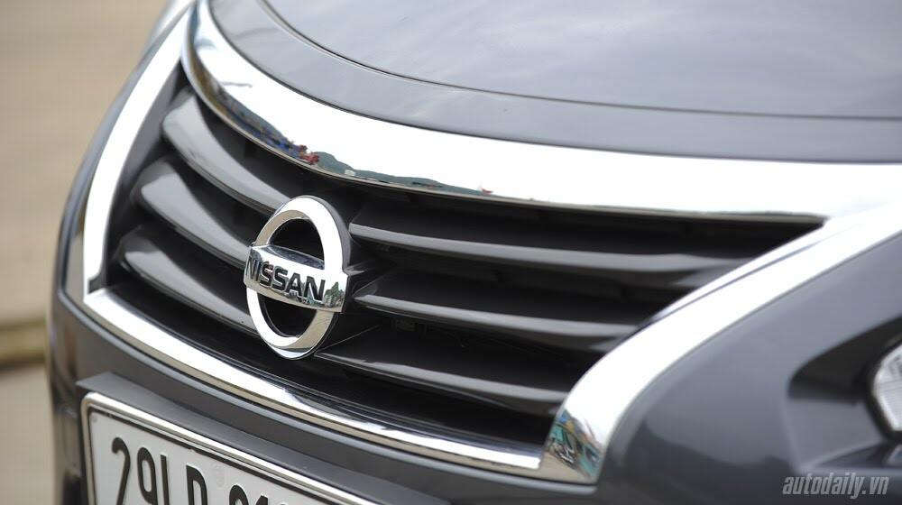 Đánh giá Nissan Teana 2.5SL qua hành trình 300km - Hình 3