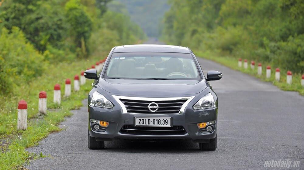 Đánh giá Nissan Teana 2.5SL qua hành trình 300km - Hình 7