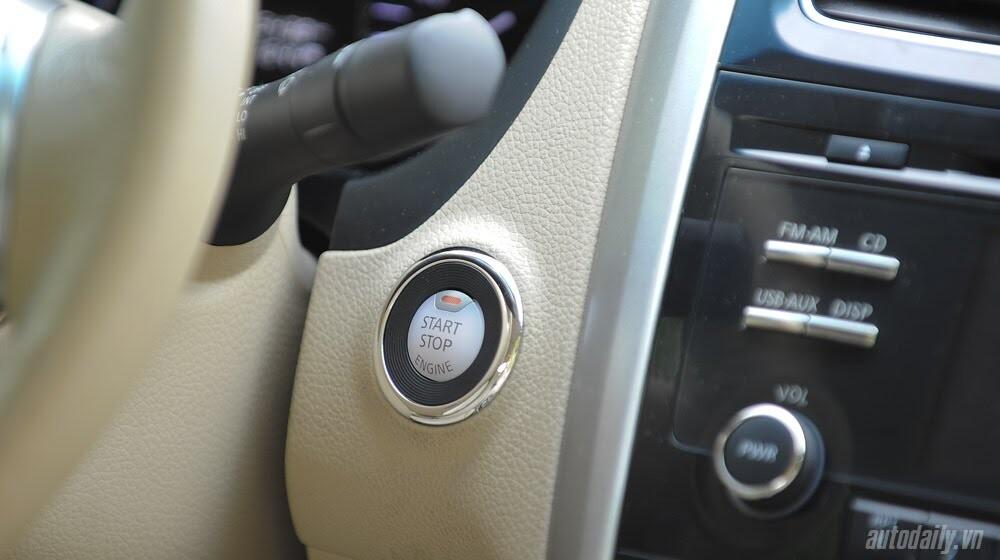 Đánh giá Nissan Teana 2.5SL qua hành trình 300km - Hình 14