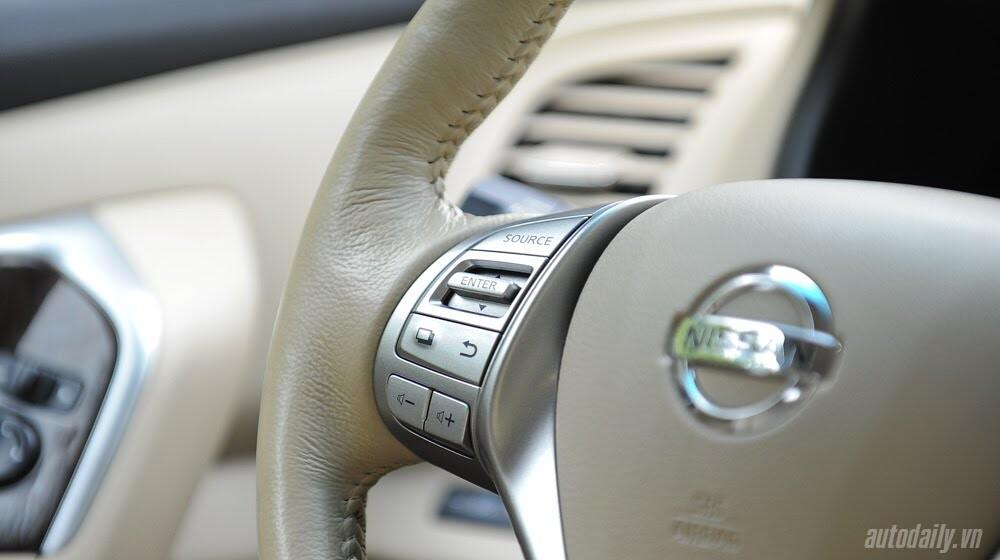 Đánh giá Nissan Teana 2.5SL qua hành trình 300km - Hình 20
