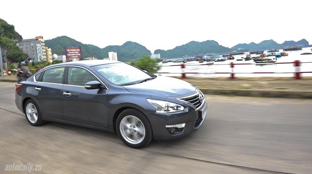 Đánh giá Nissan Teana 2.5SL qua hành trình 300km - Hình 22