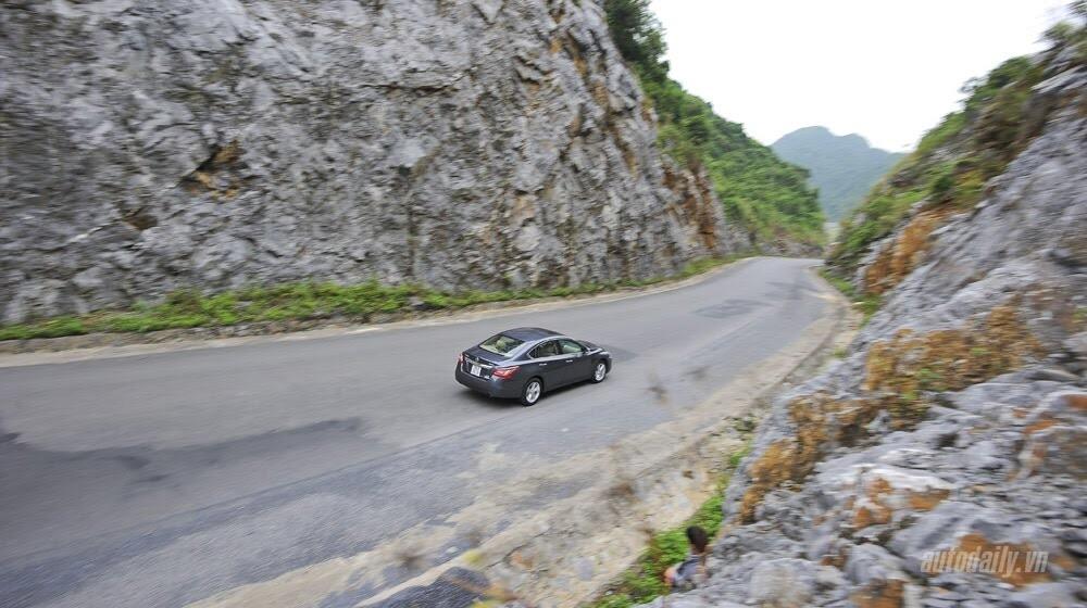 Đánh giá Nissan Teana 2.5SL qua hành trình 300km - Hình 24