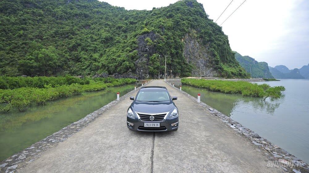 Đánh giá Nissan Teana 2.5SL qua hành trình 300km - Hình 27