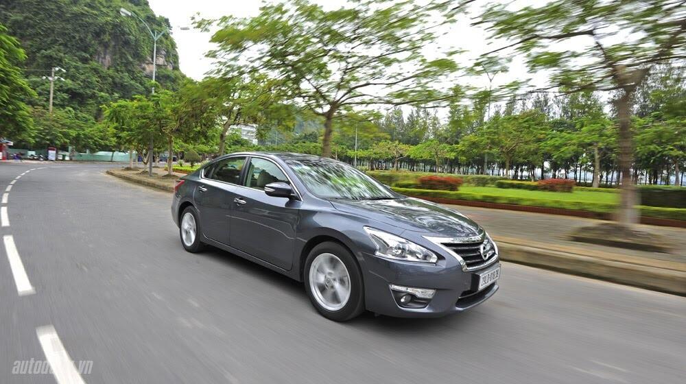 Đánh giá Nissan Teana 2.5SL qua hành trình 300km - Hình 29