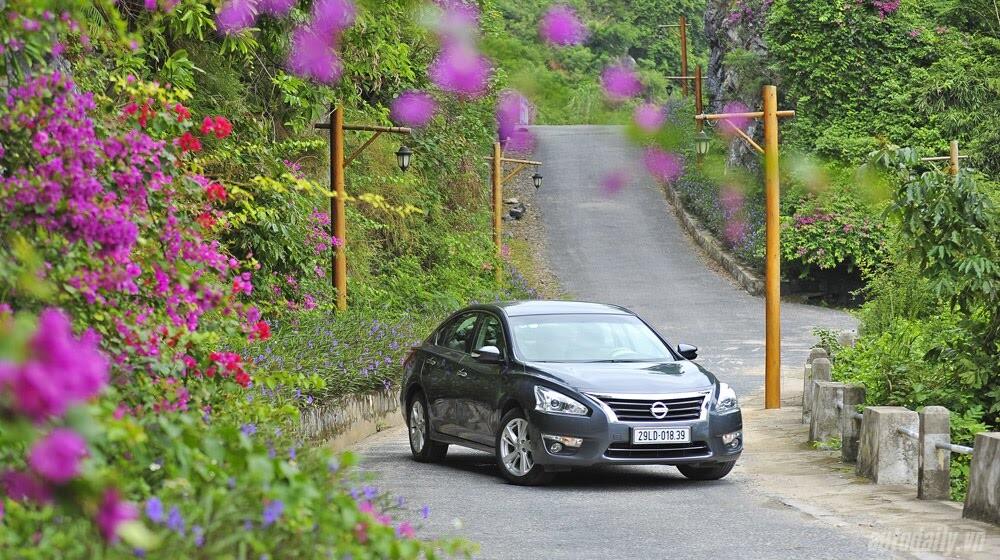 Đánh giá Nissan Teana 2.5SL qua hành trình 300km - Hình 30