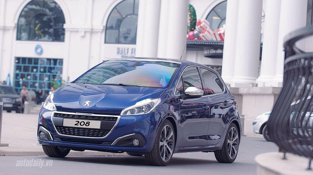 """Đánh giá Peugeot 208 – """"Xế"""" nhỏ đẳng cấp châu Âu - Hình 2"""