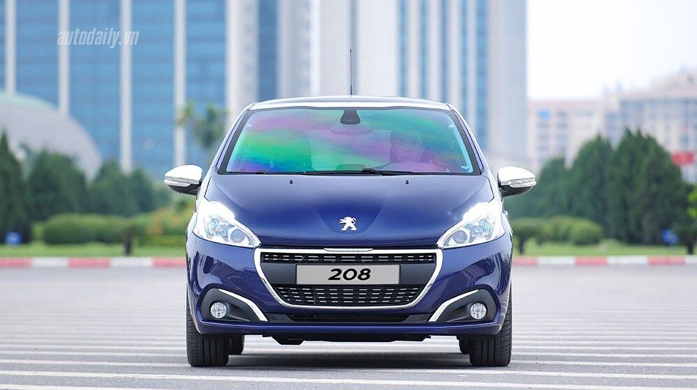 """Đánh giá Peugeot 208 – """"Xế"""" nhỏ đẳng cấp châu Âu - Hình 3"""