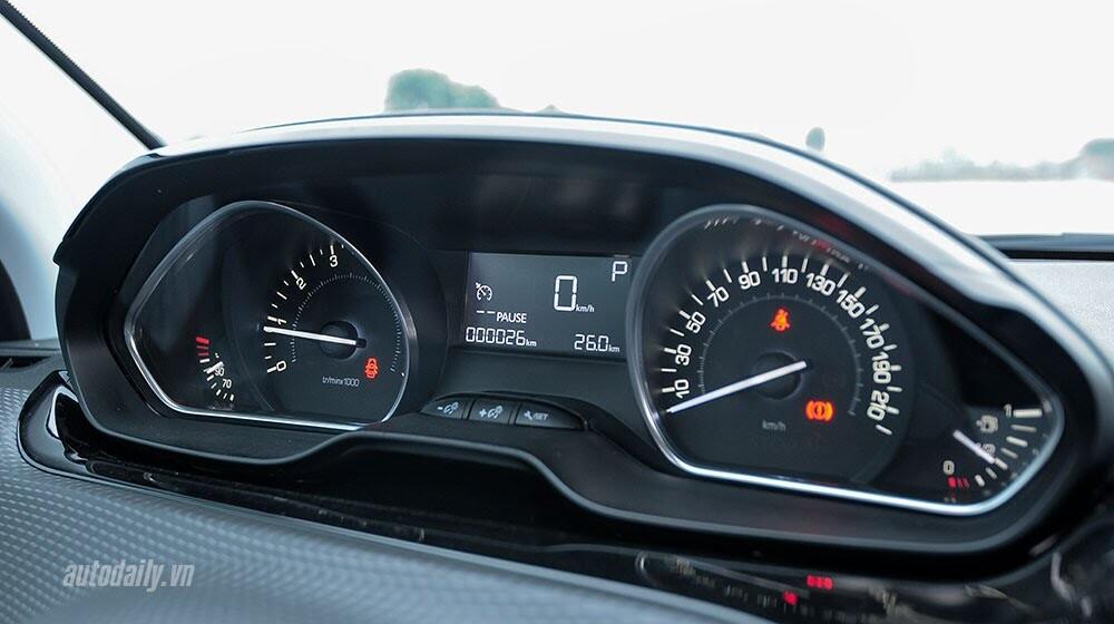 """Đánh giá Peugeot 208 – """"Xế"""" nhỏ đẳng cấp châu Âu - Hình 7"""