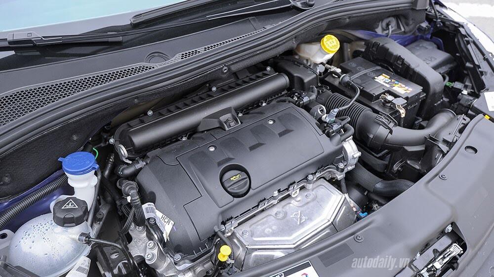 """Đánh giá Peugeot 208 – """"Xế"""" nhỏ đẳng cấp châu Âu - Hình 10"""
