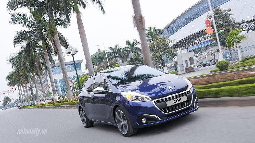 """Đánh giá Peugeot 208 – """"Xế"""" nhỏ đẳng cấp châu Âu - Hình 11"""