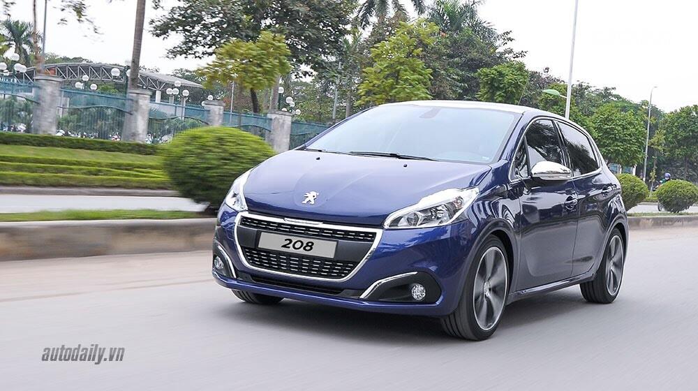 """Đánh giá Peugeot 208 – """"Xế"""" nhỏ đẳng cấp châu Âu - Hình 13"""