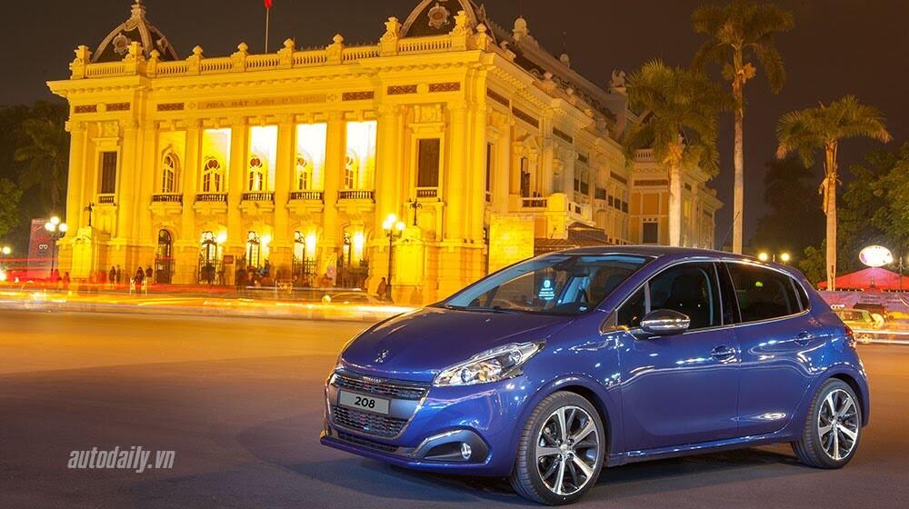 """Đánh giá Peugeot 208 – """"Xế"""" nhỏ đẳng cấp châu Âu - Hình 15"""
