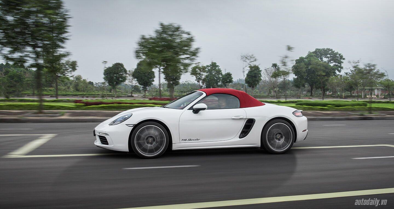 Đánh giá Porsche 718 Boxster: Kẻ dẫn dắt cuộc chơi - Hình 1