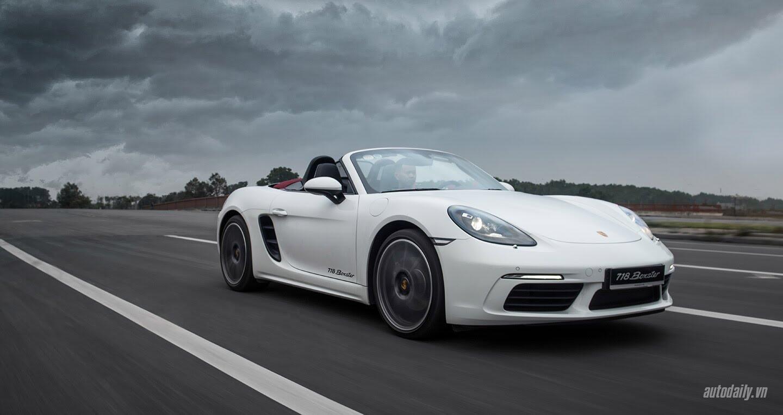 Đánh giá Porsche 718 Boxster: Kẻ dẫn dắt cuộc chơi - Hình 2