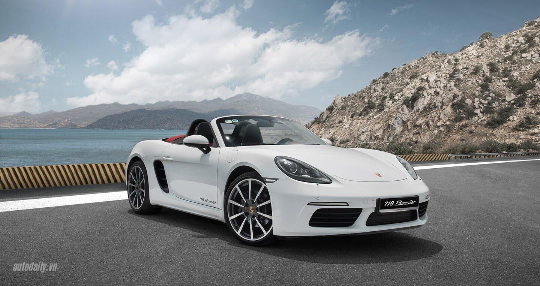 Đánh giá Porsche 718 Boxster: Kẻ dẫn dắt cuộc chơi - Hình 3