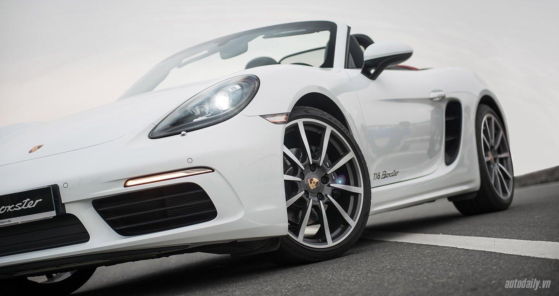 Đánh giá Porsche 718 Boxster: Kẻ dẫn dắt cuộc chơi - Hình 5