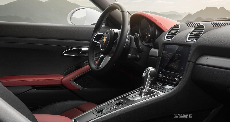 Đánh giá Porsche 718 Boxster: Kẻ dẫn dắt cuộc chơi - Hình 7