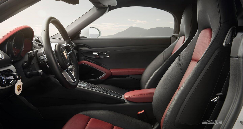 Đánh giá Porsche 718 Boxster: Kẻ dẫn dắt cuộc chơi - Hình 8