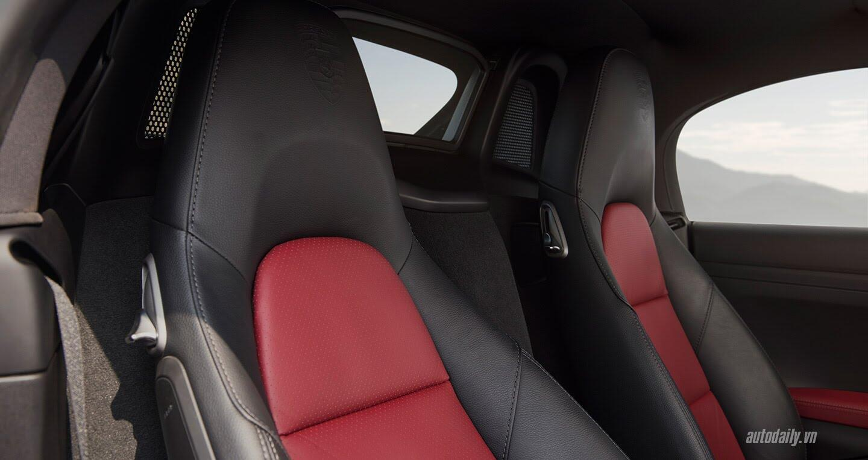 Đánh giá Porsche 718 Boxster: Kẻ dẫn dắt cuộc chơi - Hình 10