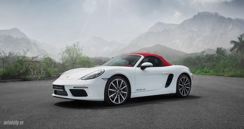 Đánh giá Porsche 718 Boxster: Kẻ dẫn dắt cuộc chơi - Hình 11