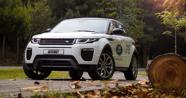 Đánh giá Range Rover Evoque 2016: Ngày càng sắc bén - Hình 1