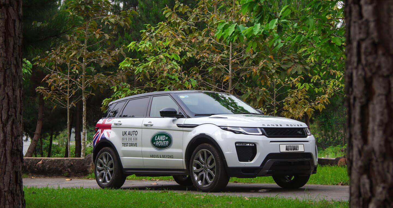 Đánh giá Range Rover Evoque 2016: Ngày càng sắc bén - Hình 2
