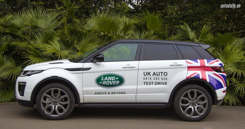 Đánh giá Range Rover Evoque 2016: Ngày càng sắc bén - Hình 4