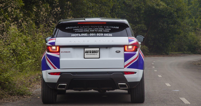 Đánh giá Range Rover Evoque 2016: Ngày càng sắc bén - Hình 5