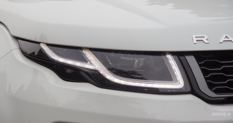 Đánh giá Range Rover Evoque 2016: Ngày càng sắc bén - Hình 6