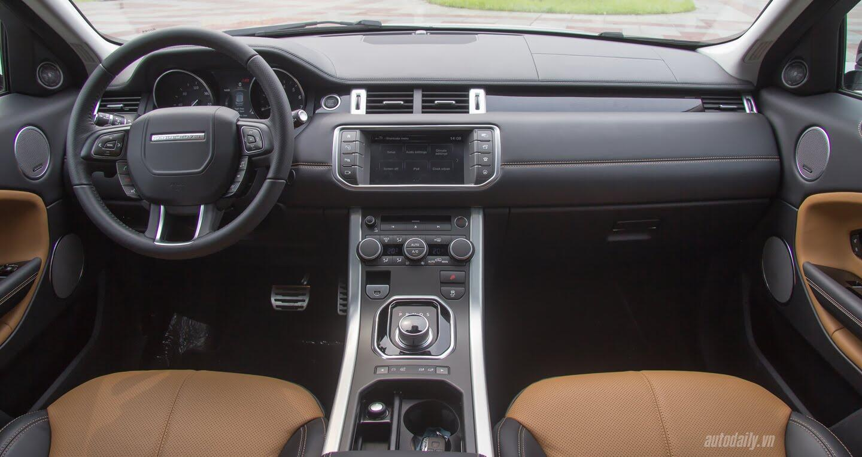 Đánh giá Range Rover Evoque 2016: Ngày càng sắc bén - Hình 7