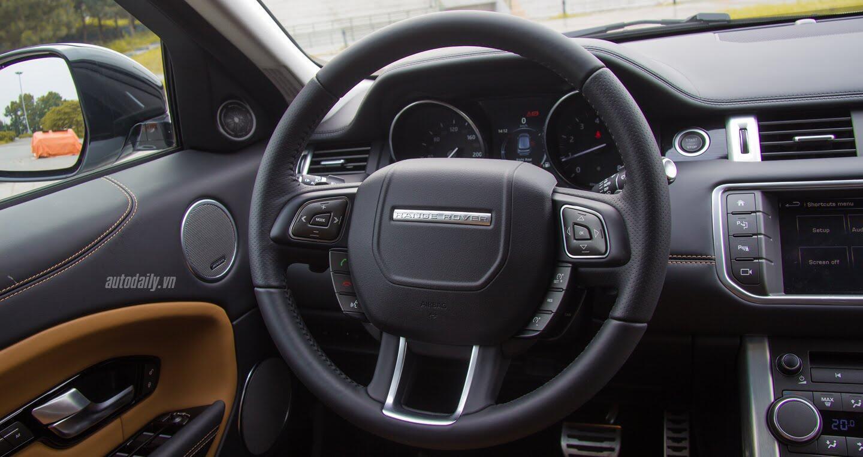 Đánh giá Range Rover Evoque 2016: Ngày càng sắc bén - Hình 8