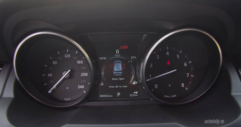 Đánh giá Range Rover Evoque 2016: Ngày càng sắc bén - Hình 9