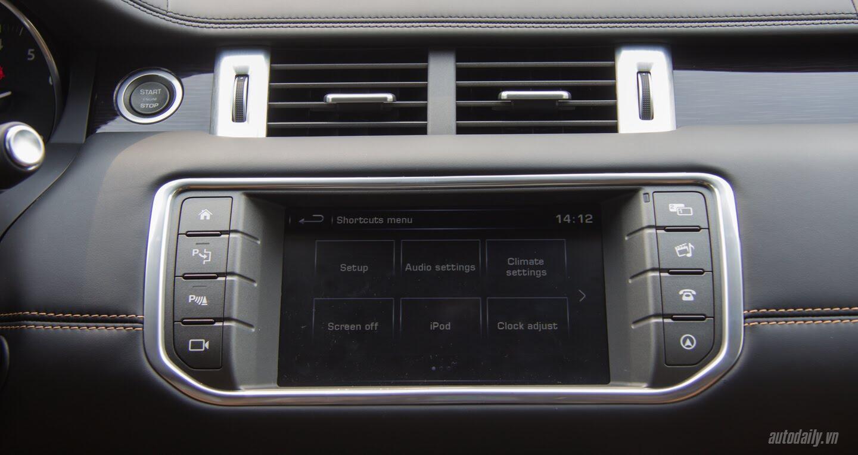 Đánh giá Range Rover Evoque 2016: Ngày càng sắc bén - Hình 10
